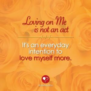 Loving-on-me