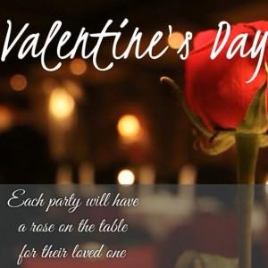 Valentine's Day at Benjamin Steakhouse Westchester