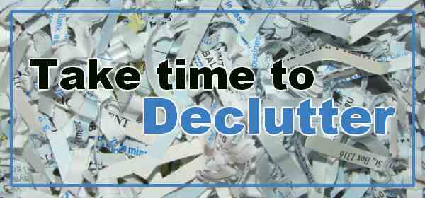 Take-time-to-declutter