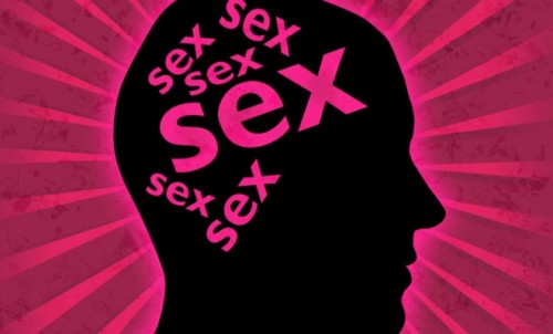 Are men really as obsessed with sex