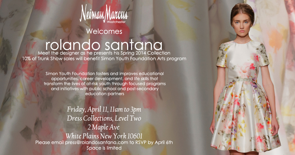 Where Was Fashion Designer Rolando Santana Born