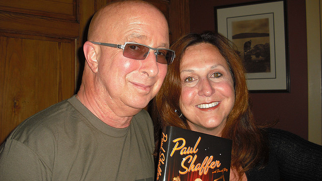 PAUL SHAFFER AND STACYKNOWS