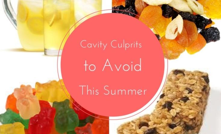 Top Cavity Culprits from Dr. Sabrina Magid-Katz