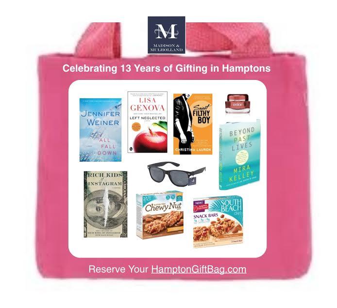 hampton  gift bag