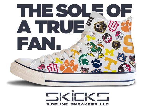 the sole of a true fan