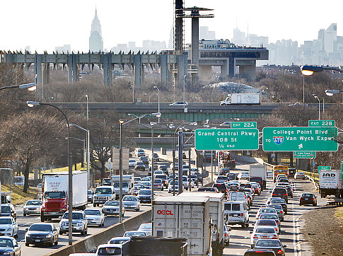 Most Congested Highways
