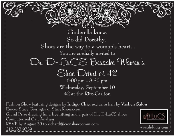 Custom Shoe Debut at 42! and I am Hosting!!