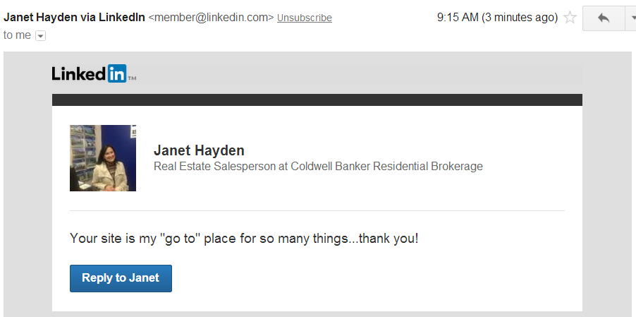 Janet Hayden Knows