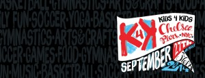 Don't miss out! Kids 4 Kids Family Festival Comes to Chelsea Piers Sept. 27