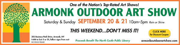 This Weekend Check Out The Armonk Outdoor Art Show