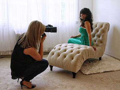 Picture Perfect 13 Tips From Celeb Portrait Photographer