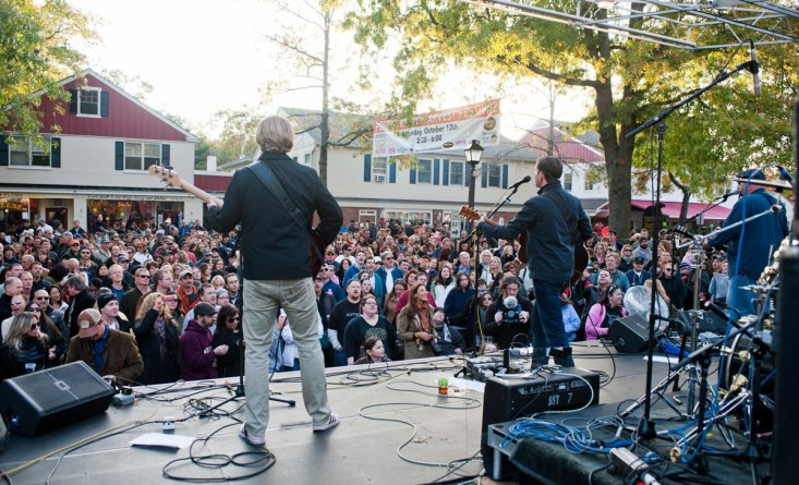 pound ridge festival