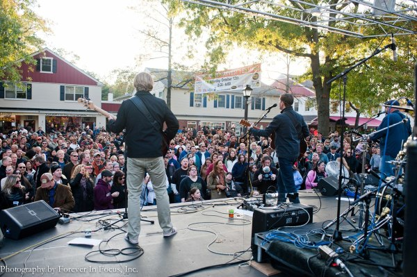 Spin Doctors To Perform Free Concert at  Fourth Annual Pound Ridge Harvest Festival, Saturday, October 18