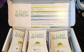 3  day refriesh