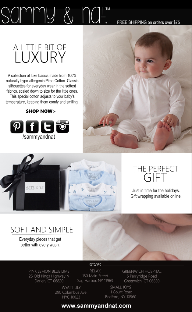 The  perfect gift for anyone expecting or has a little one