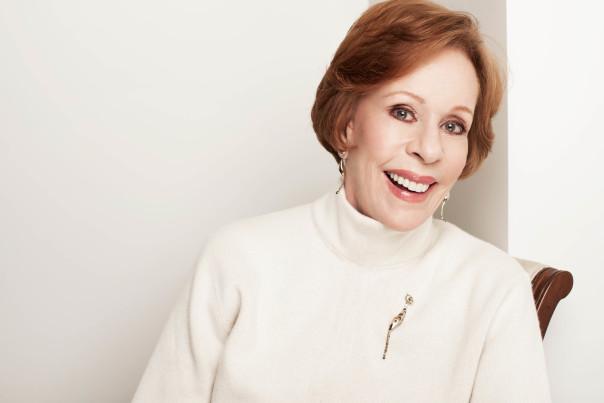 Carol Burnett: An Evening of Laughter & Reflection Westchester County Center