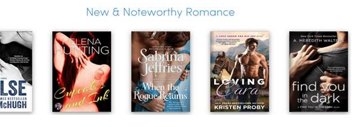 new and noteworthy romance