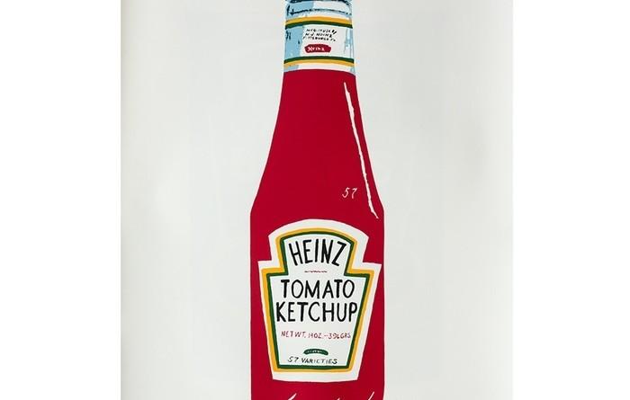 andy warhol ketchup