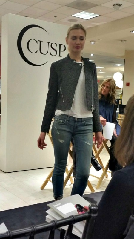 The 3rd Piece , The Moto  Jacket pulls the outfit together-StyleCycle
