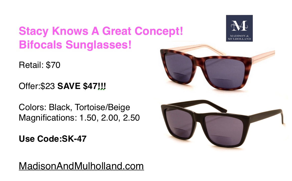 $23 Bifocal Sunglasses! A Great Concept! at a Great Price