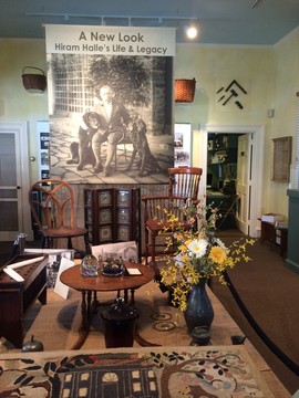 We hear about Hiram Halle Houses but what are they and who was he?