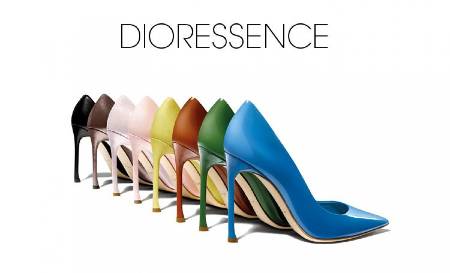 New Dioressence pumps
