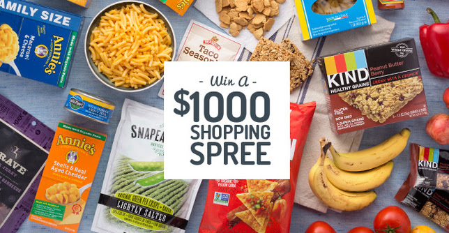 Win a $1,000 Shopping Spree! (Partner)