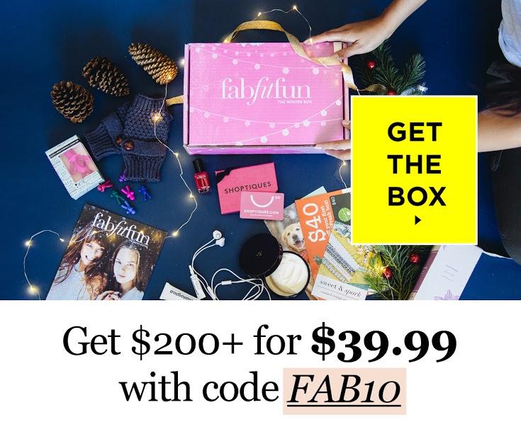 fab fit fun winter box
