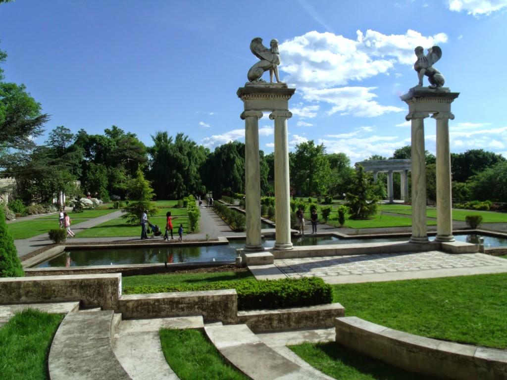 untermyr garden