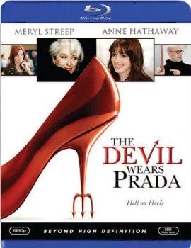 "Cover of ""The Devil Wears Prada [Blu-ray]..."