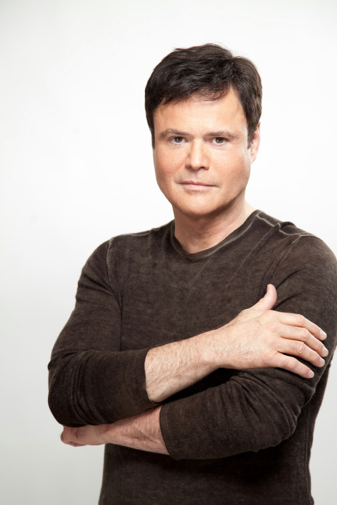 Donny Osmond Soundtrack of My Life The Ridgefield Playhouse