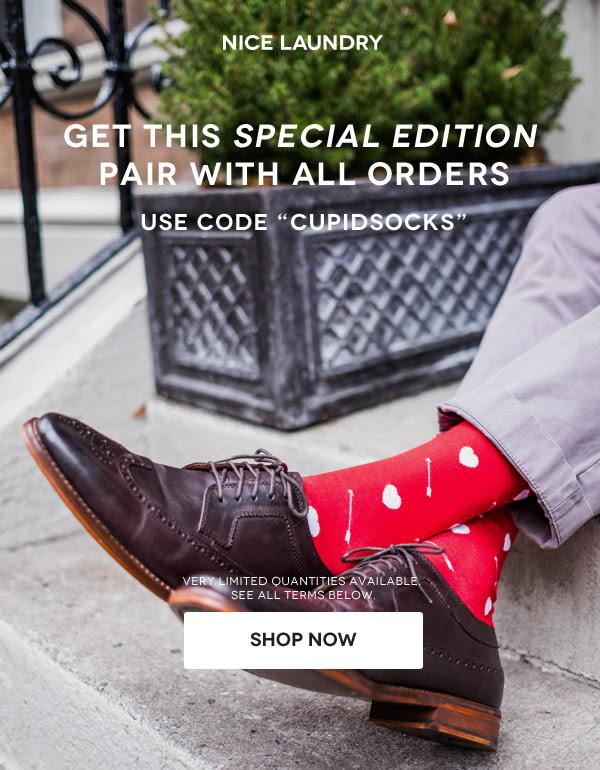 cupid socks
