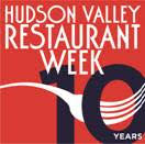 Record Number of Restaurants Participate in 10th Anniversary of Hudson Valley Restaurant Week