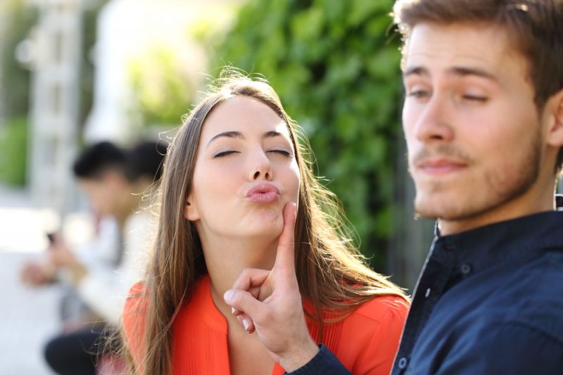 Nine Diseases You Can Get From Kissing