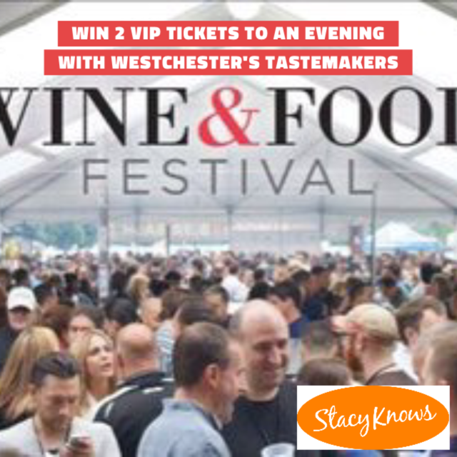 Foodie Alert !!! Enter to Win 2 VIP Tickets to An Evening With Westchester's Tastemakers #WMWineandFood