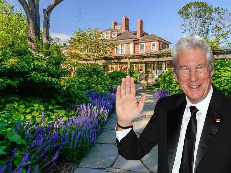 Matt Lauer bought Richard Gere's Hamptons house for $33M