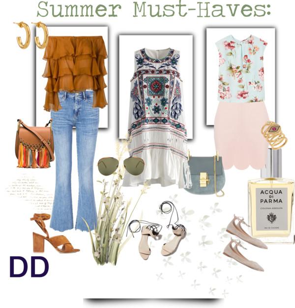 DivaDebbi's Summer Must-Haves