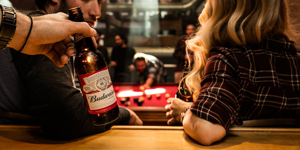Budweiser Drinkers 'More Approachable' Than Wine Lovers