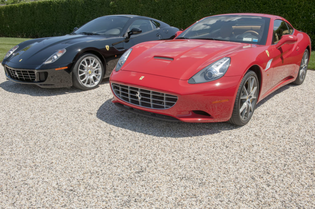 RAND LUXURY Hosted A Private Brunch With Ferrari Maserati Of Long Island