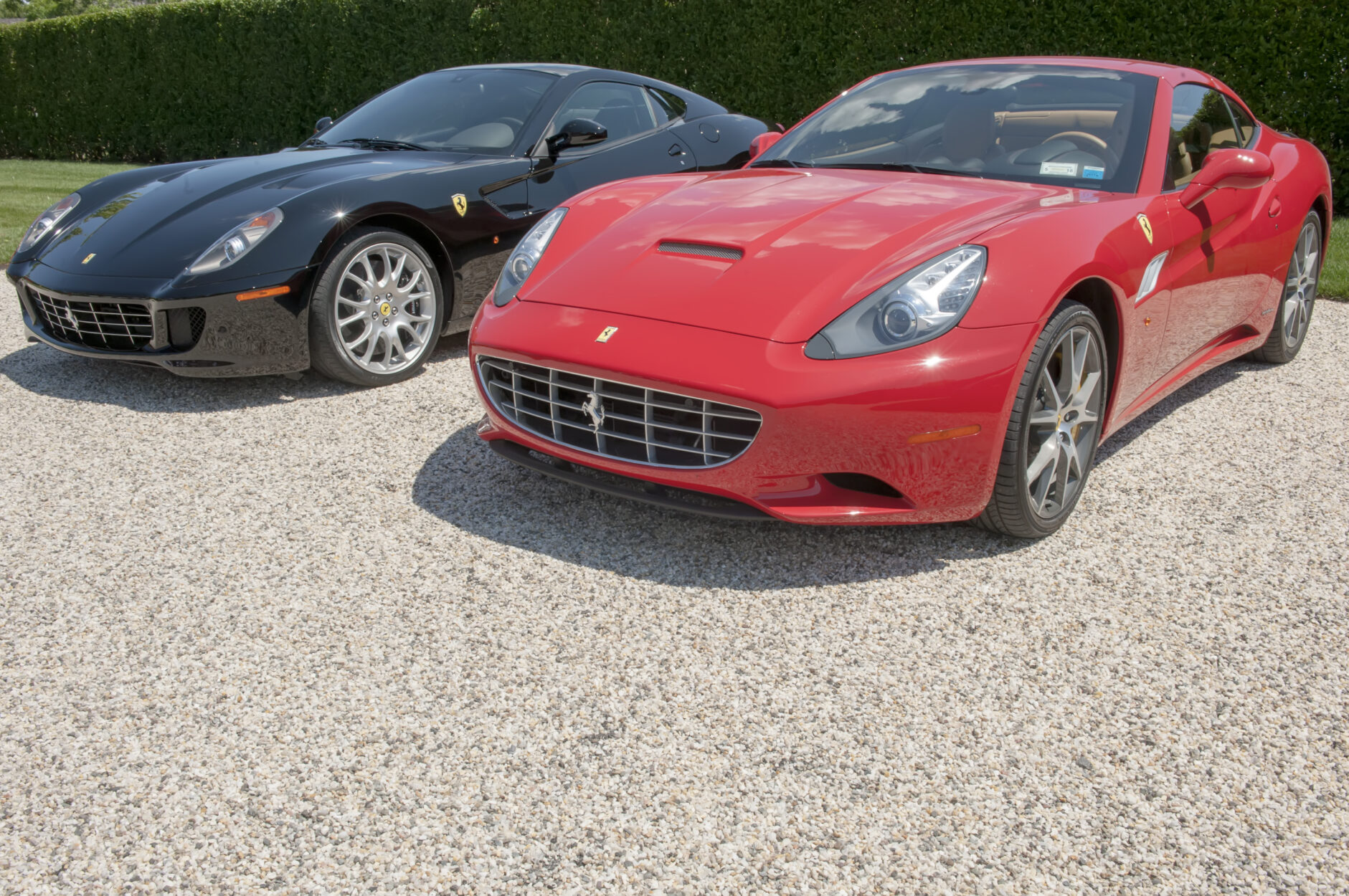 rand luxury hosted a private brunch with ferrari-maserati of long
