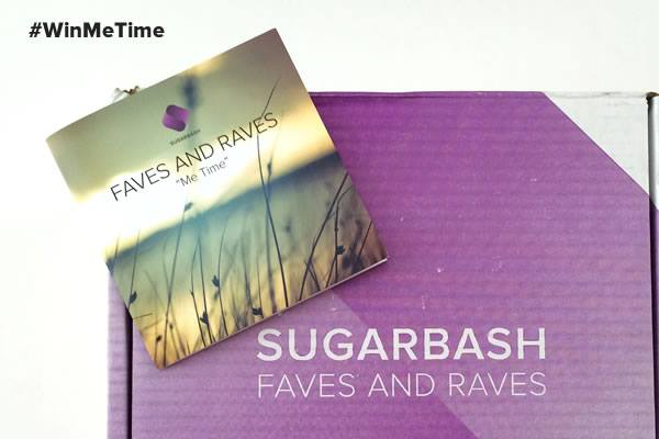 Sugarbash #MeTime Box Review and #Giveaway