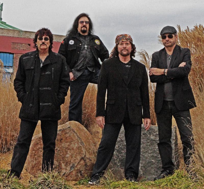 Heavy Rock Pioneers VANILLA FUDGE! at the Harvey School Oct1