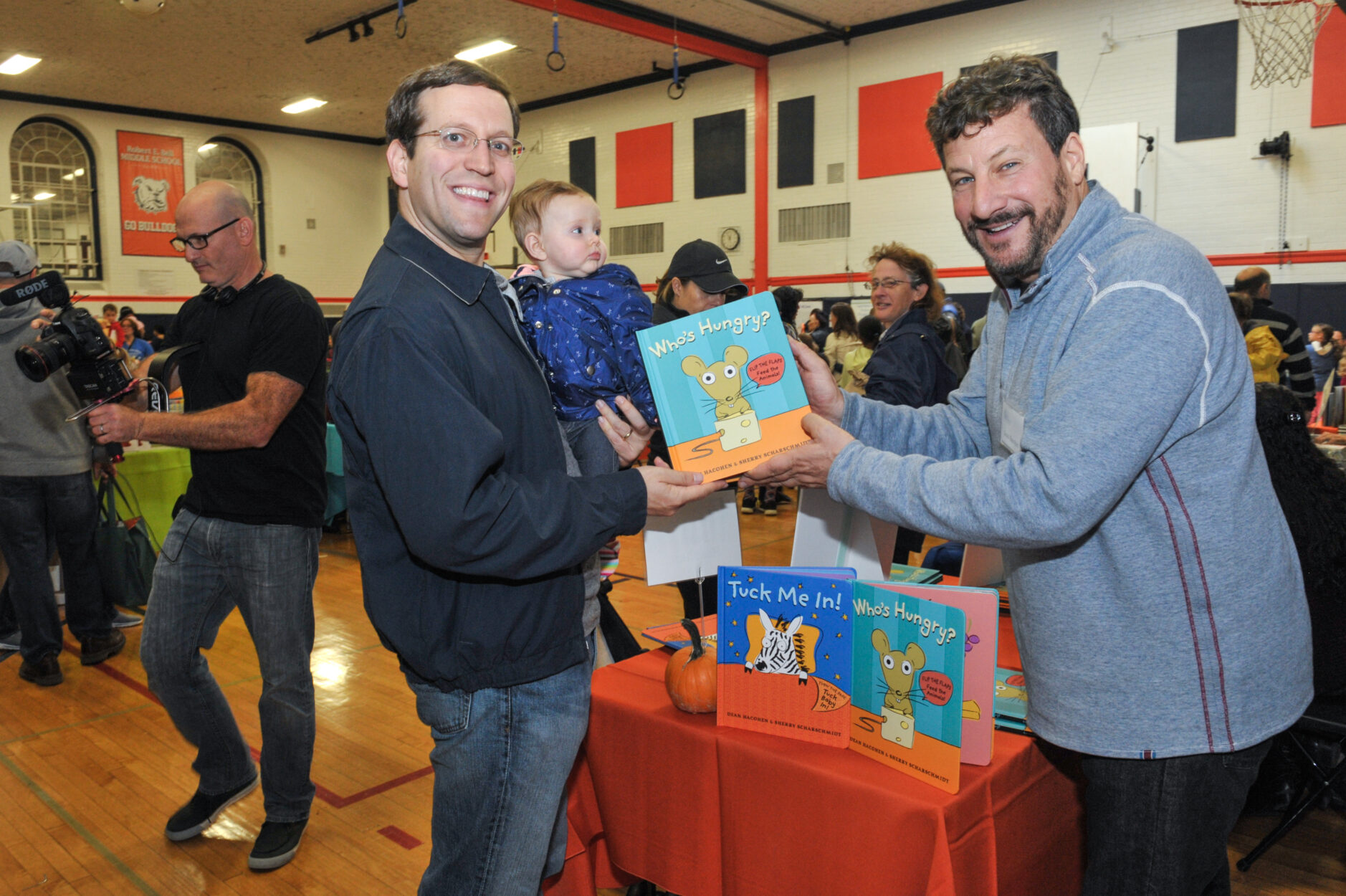 Chappaqua Children's Book Festival Brings 90 Authors and Illustrators to Westchester County for the 4th Year in a Row