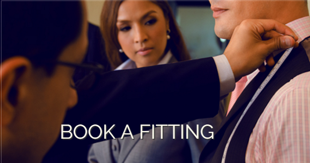 Bespoke Tailor coming to NYC, Short Hills, White Plains & Long Island Book a Fitting Now