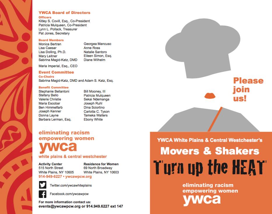 YWCA magid katz