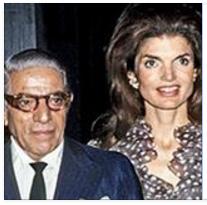 Ari & Jackie Onassis: Wedding, Yacht, Island & The End