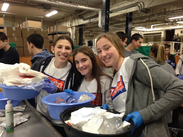 Westchester Teens Lead Effort to Provide Humanitarian Aid and Supplies to Syrian Refugees on MLK Day