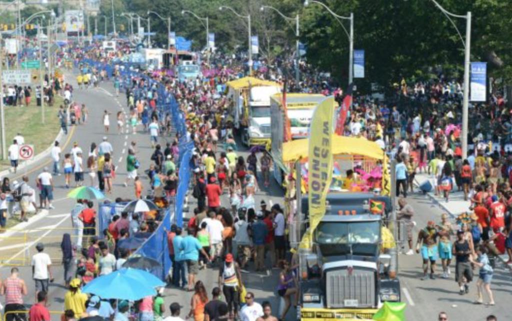 carribean festivals
