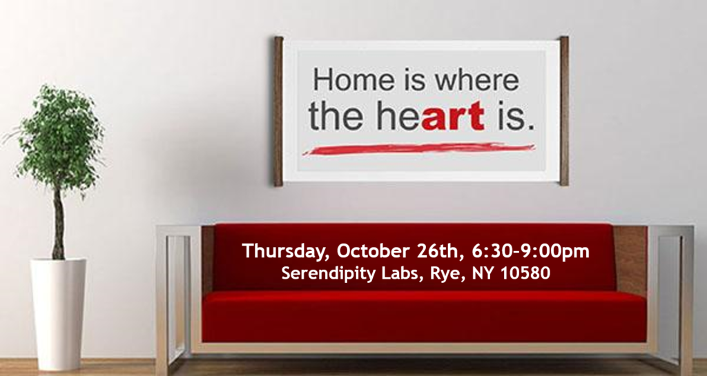On Thursday October 26th, 2017, Furniture Sharehouse Will Hold An Art Sale  Fundraiser At Serendipity Labs (80 Theodore Fremd Avenue, Rye, NY 10580)  From ...