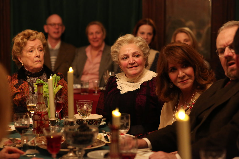 A dinner party to remember The Dead 1904 Starring Melissa Gilbert